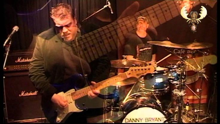 Danny Bryant - Just as i am - Live @ Bluesmoose café - Live recorded for...