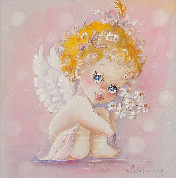 милые ангелята картинки чем скачать