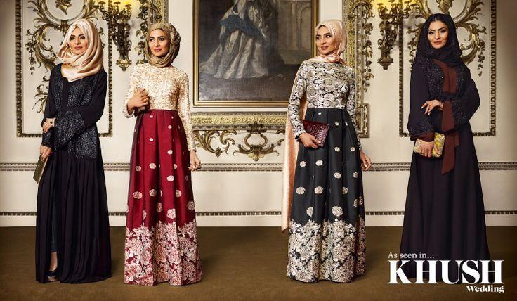 Modest inspiration by Abaya Buth info@abayabuth.com www.abayabuth.com Hijab Styling & Makeup: Riana MUA - Makeup & Beauty Training Academy Jewellery: The Folly Boutique Bag 1/3: Kiren Modi Bag 2/4: Kalpana Location: Wentworth Woodhouse