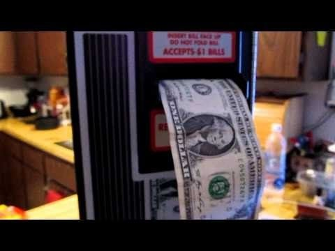 How to hack a soda machine and get money