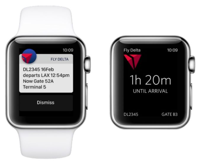Apple Watch: Airline companies are the latest to develop new apps