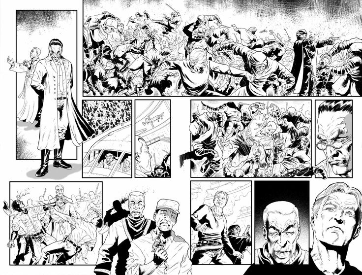 Justice Inc. #4 page 2-3
