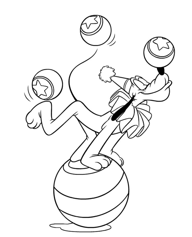 16 best desenho mickey images on Pinterest Drawings, Mice and - copy coloring pages of pluto the dog