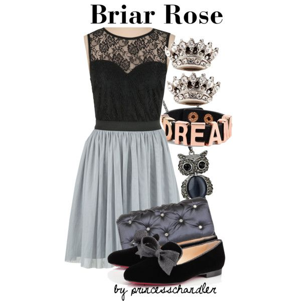 """Briar Rose"" by princesschandler on Polyvore"