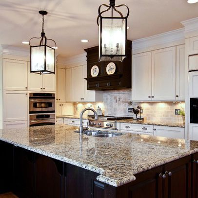 New Venetian Gold Granite Design, Pictures, Remodel, Decor and Ideas