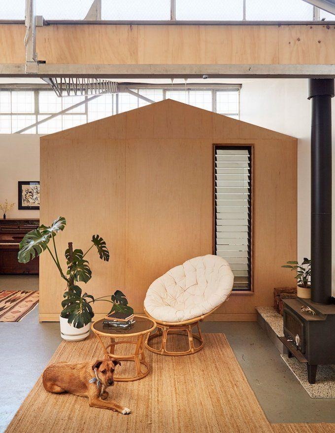 Maison dans un loft  visite design - Blog Déco Interiors