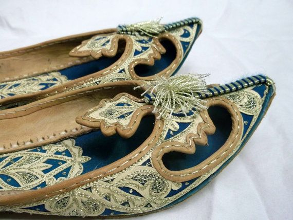 Punjabi Jutti shoes