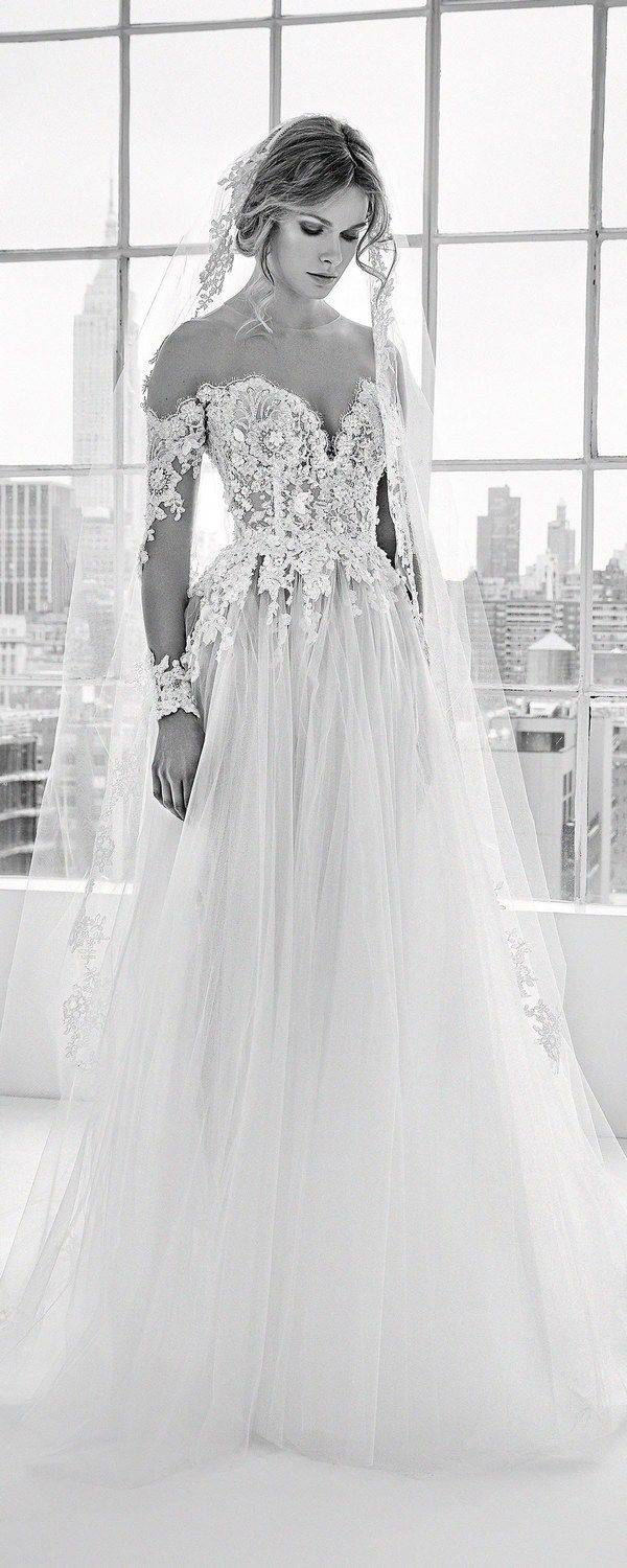 Zuhair Murad Wedding Dresses 2018