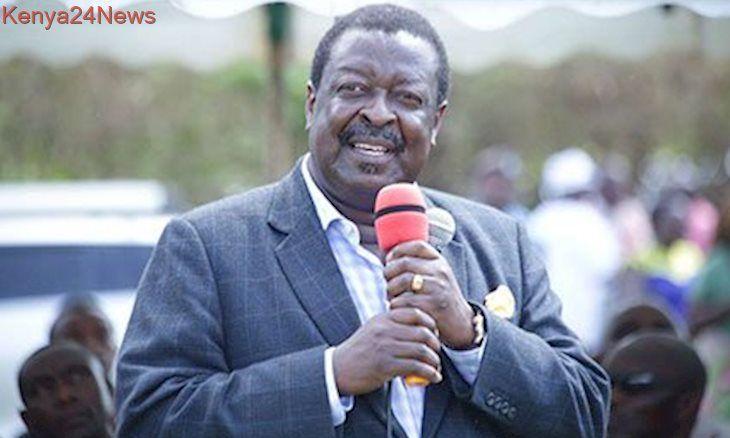 Kenya Should Renegotiate Its Foreign Debts Says Mudavadi In 2020 Kenya Debt National Debt