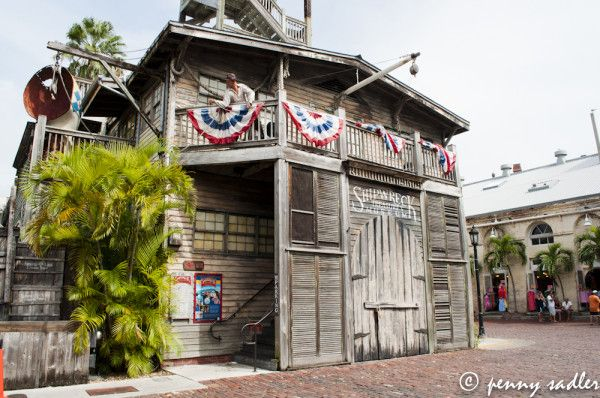 10 Things To Do in Key West that don't include water.