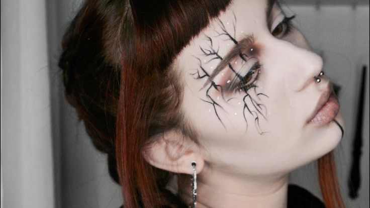 Warrior Elf Makeup