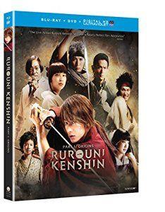 Amazon.com: Rurouni Kenshin Part I: Origins (Blu-ray/DVD Combo + UV): Micah Solusod, Alexis Tipton, Eric Vale, Keishi Ohtomo: Movies & TV