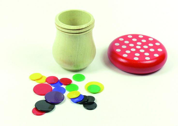 Das Flohspiel - ein unvergesslicher Spiele-Klassiker! http://shop.spiel-und-klang.de/Flohspiel.html