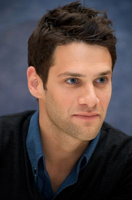 Justin Bartha. He's got that cute/adorable thing going on. And it works for him(;