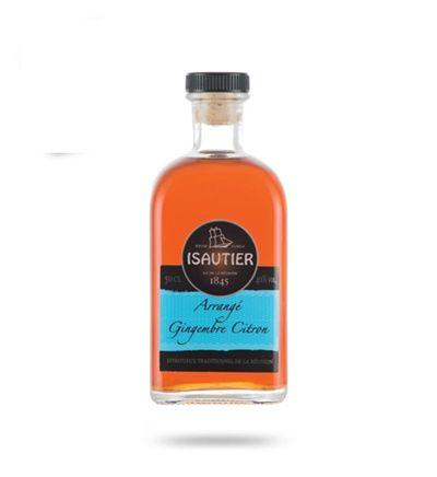 Isautier Rhum Arrangé Gingembre citron moins cher en ligne chez Priceminister, Ebay. Isautier PJK000298 prix en ligne.