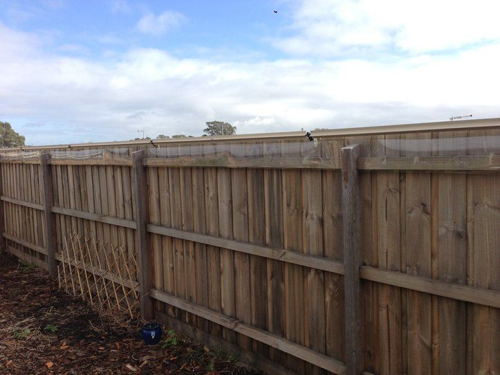 Easy Diy Rollers And Fence On Pinterest