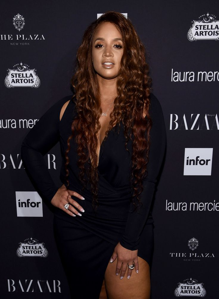 … soon moving on to killer cutouts and major mermaid hair… | OITNB's Dascha Polanco Is Healing Her Body Image On The Red Carpet