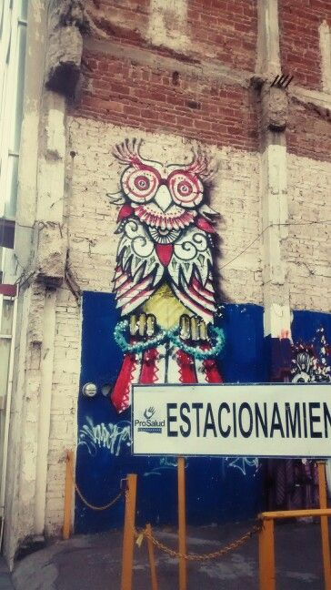 Arte urbano Mexicano Chihuahuense