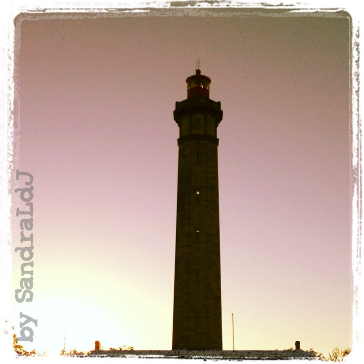 Phare des Baleines, Ile-de-Re, France