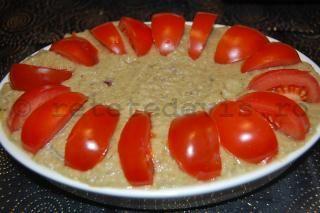 Retete de vis: Salata de vinete cu dovlecei si ardei copti