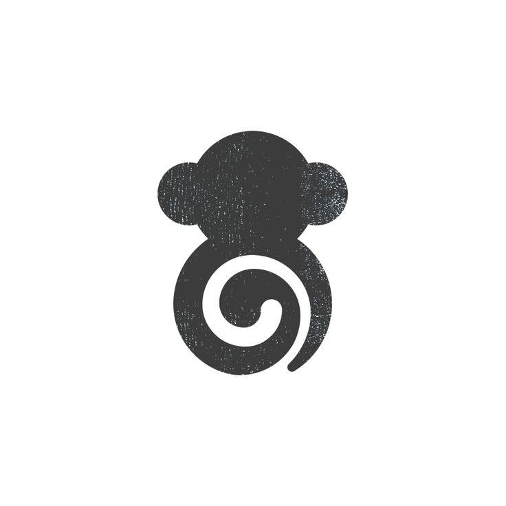 Monkey/ Zoo Alt Logo on Behance