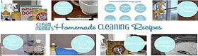 Cleaning With Borax – 11 Simple Recipes – FREE Printable
