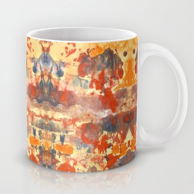 Earth and Sea Mug by Loredana - $15.00