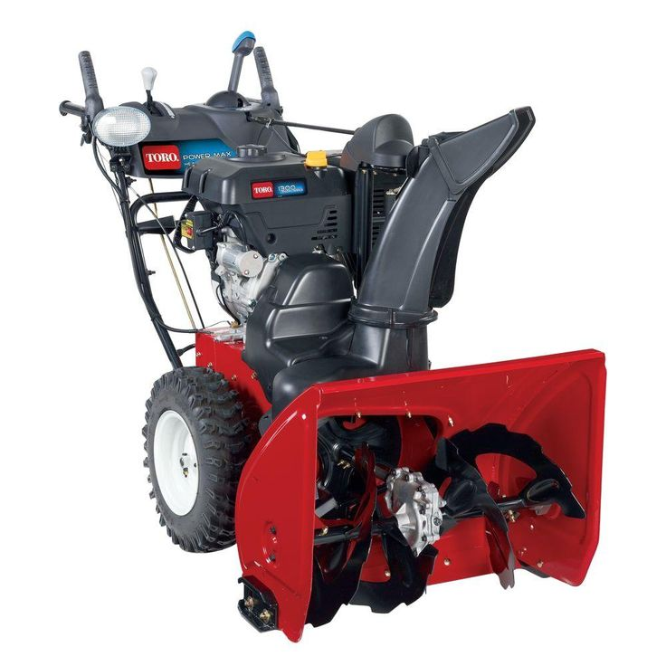 Power Max HD 928 28 in. Ohxe Two-Stage Gas Snow Blower