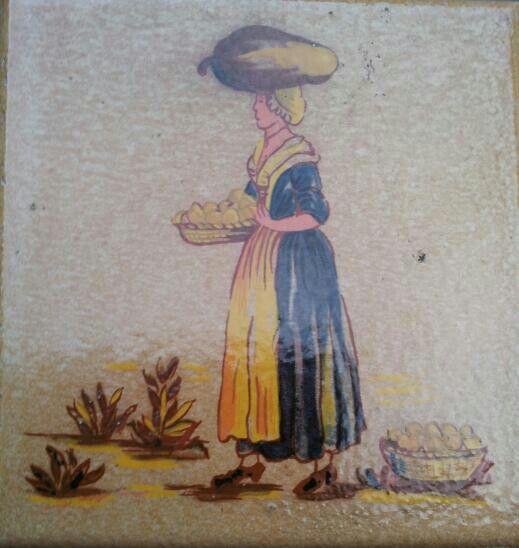 Italiaanse Tegels 15 op15 cm
