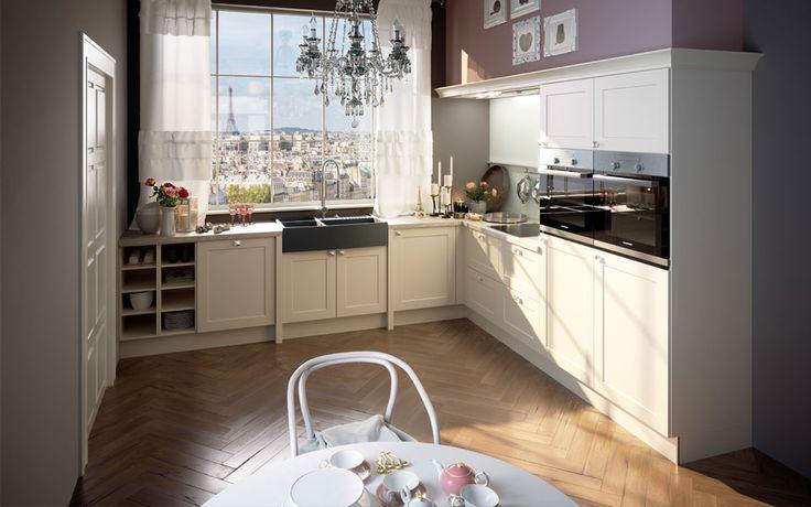 75 best Küche images on Pinterest Kitchens, Kitchen dining living