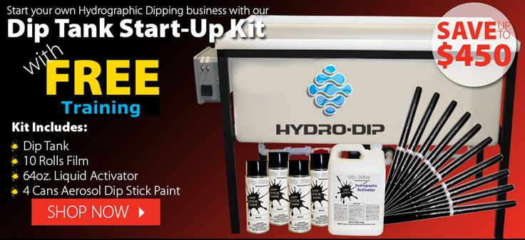 Water Transfer Printing | Hydrographics Dipping | DIY Hydro Dip Kits