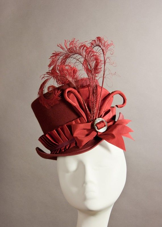Words cannot express my love for this hat. Someone, please wear it to your wedding.