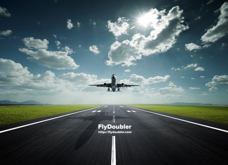 FlyDoubler  http://flydoubler.com #flightdoubler #flydoubler #fly #flight #travel #vacation #domaindoubler #branddoubler #double #doubler