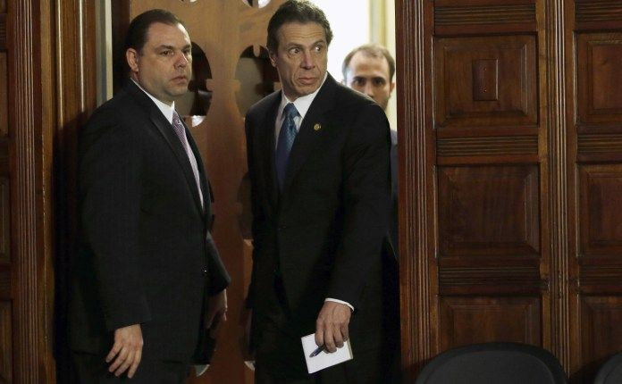 Former Aides to Gov. Andrew Cuomo Arrested on Corruption Charges