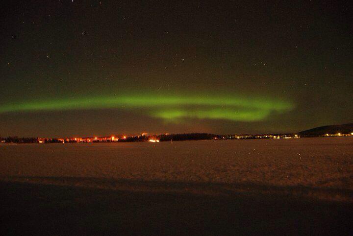 Noorderlicht (aurora borealis) - Lapland