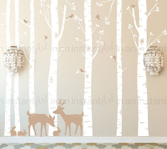 25 einzigartige birke baum ideen auf pinterest for Birkenbaum deko
