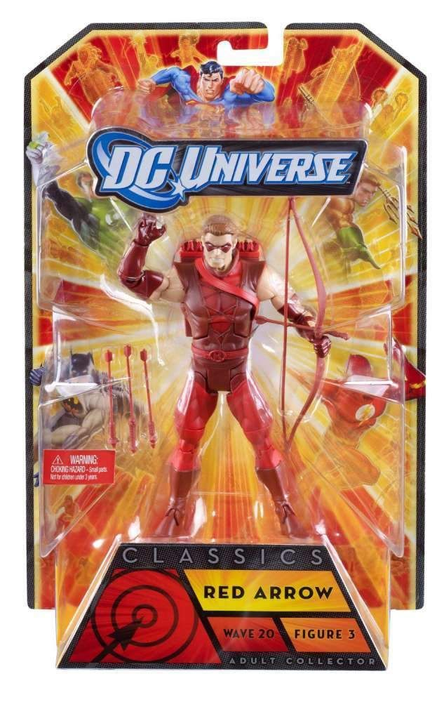 DC Universe Red Arrow Action Figure