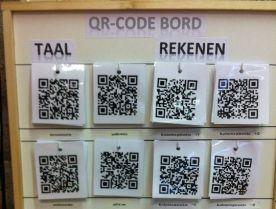 Instructiefilmpjes tonen in je klas via QR-codes.