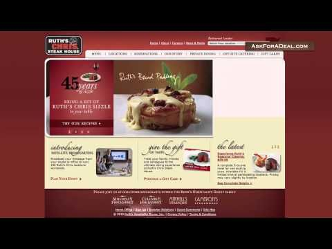 Ruth's Chris Coupons - (More info on: http://LIFEWAYSVILLAGE.COM/coupons/ruths-chris-coupons/)