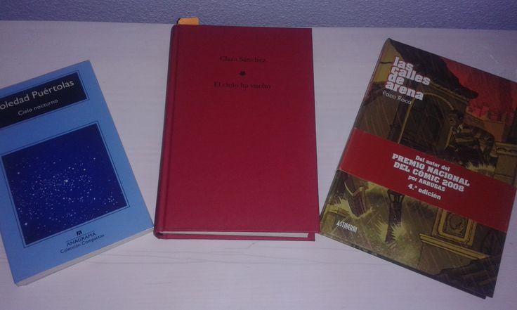 Los libros leídos en Lengua y Literatura (hasta ahora).