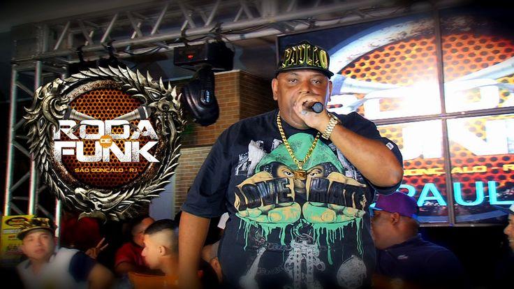 """MC Paulão """"Movimento funk Clube"""" Gravado ao vivo na Roda de Funk"""