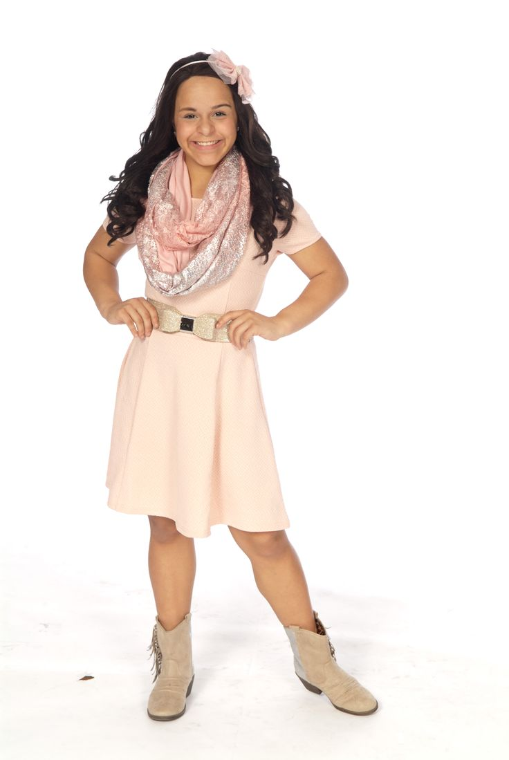 Great casual wear outfit for National American Miss