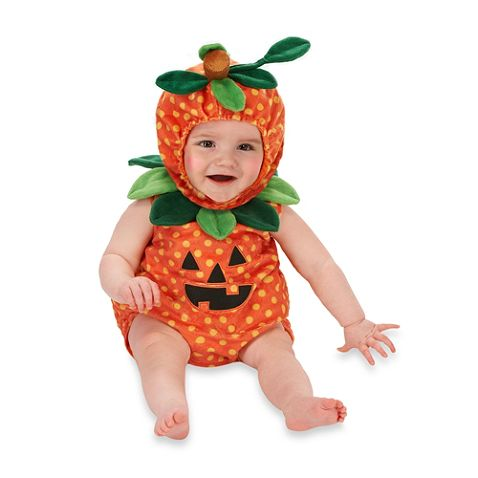 dress your little pumpkin in this adorable costume made from soft plush fabric that will keep - Diaper Costume Halloween