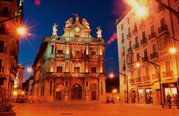 Ciudades Españolas: Pamplona