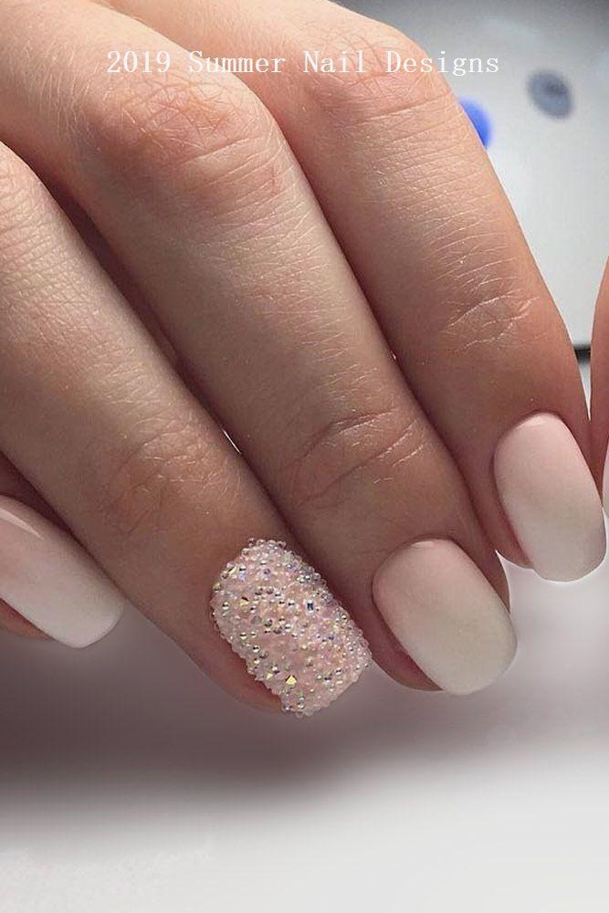 33 Cute Summer Nail Design Ideas 2019 2019nails Trendy Nails
