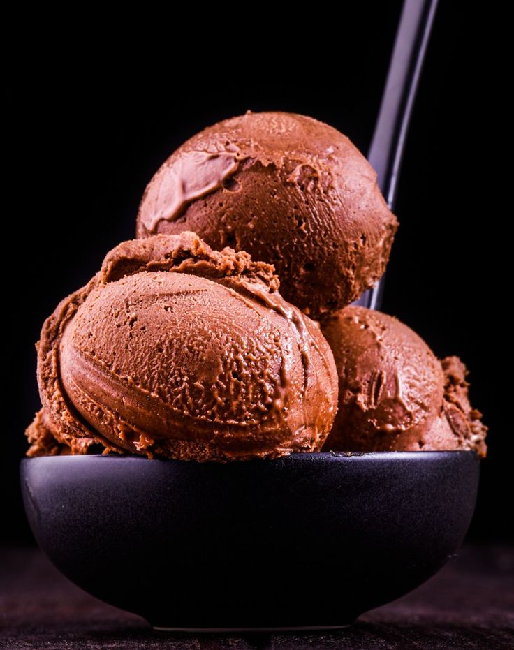 Quick and Easy Chocolate Fudge Ice Cream