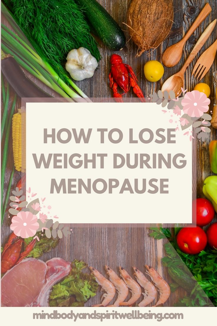 Herbs for weight loss Losing Weight During Menopause