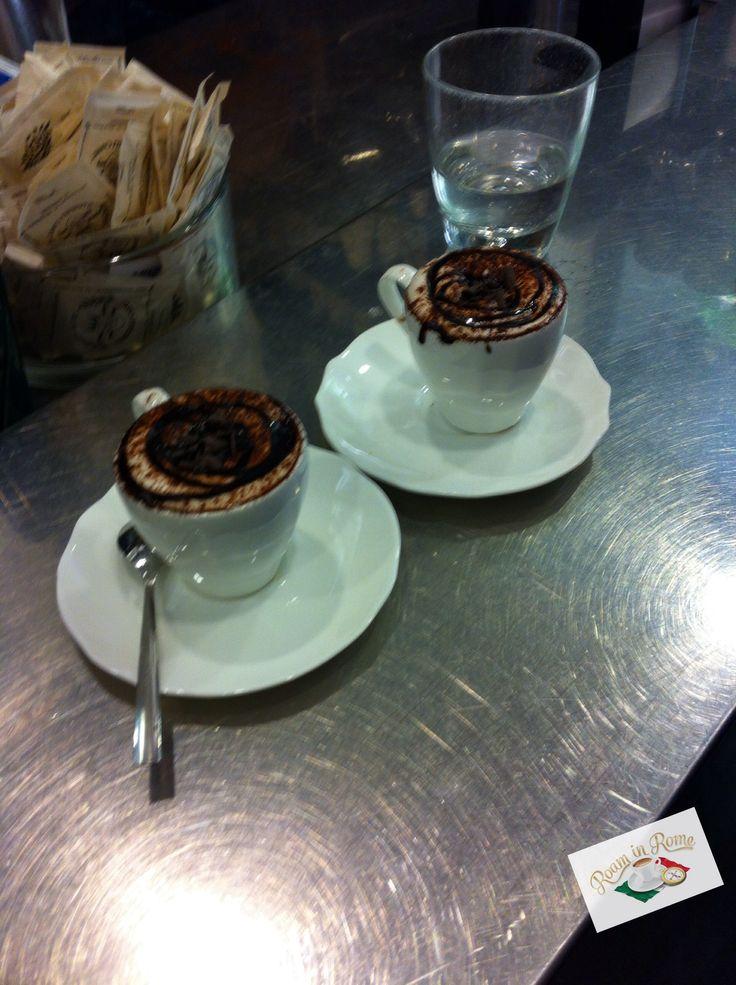 Mini mocha's, just the espresso hit needed on the run!