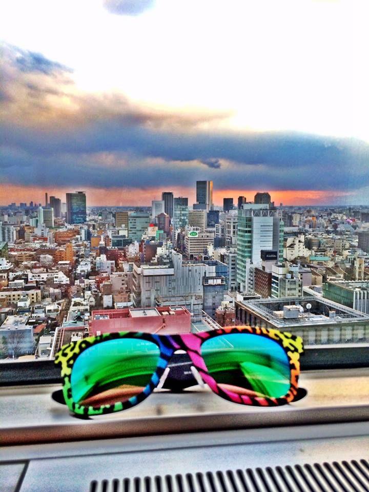 #ITALIAINDEPENDENT #city # sunglasses
