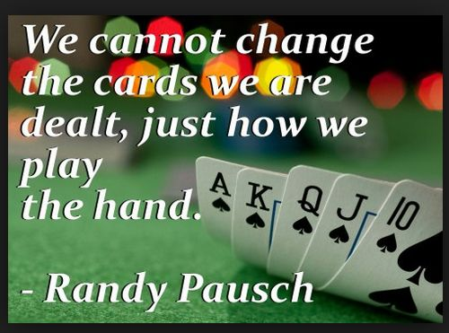 Casino Inspirational Quotes